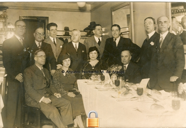 Almoço DGAlfandegas 1935