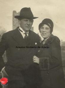 Norberto de Araújo e Maria Sofia Cirilo Machado