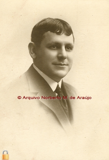 Norberto de Araújo em 1920