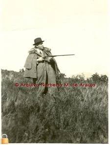Avô na caça