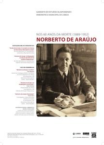 NOS 60 ANOS DA MORTE DE  NORBERTO DE ARAÚJO (1889-1952)