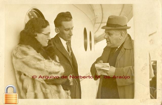 Entrevista Navio Holandês torpedeado 17 Jan 1940