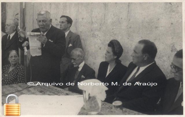 Homenagem a Bulhão Pato, na Torre, Caparica
