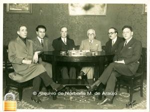 Júri Prémio Casa da Imprensa 1932