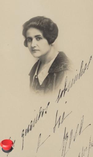 Sua irmã D. Rosa Moreira de Araújo casada com o Engº António Ribeiro